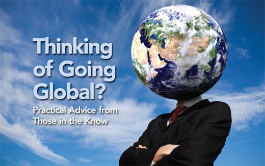 Advice for Going Global with Managed Accounts
