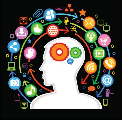 technology-icons-surrounding-brain