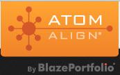 Atom Align logo