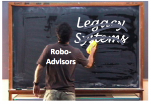 No Legacy Systems