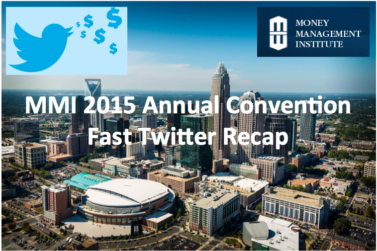 MMI 2015 Annual Convention Quick Twitter Recap