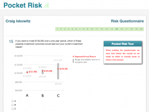 risk tolerance software