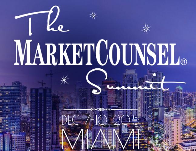Key Takeaways from MarketCounsel 2015 – Day 1