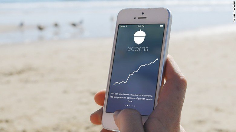 Why Acorns is the Only Roboadvisor That Could Be Worth $1 Billion