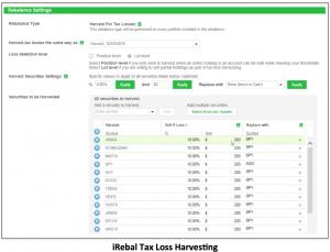 iRebal for Roboadvisors